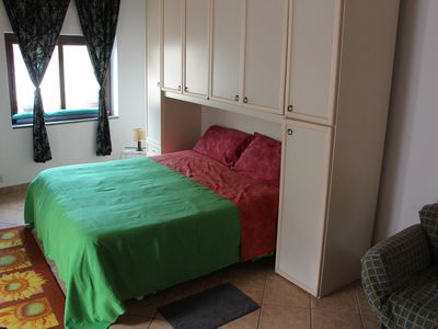 Photo for Small Apartment In A Medieval Town Near Taormina, Etna And Alcantara Valley