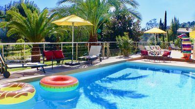 Photo for 5BR House Vacation Rental in Vence, Cote D'azur