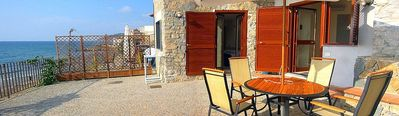 Photo for One bedroom Villa, sleeps 4 in Santa Maria with Air Con and WiFi