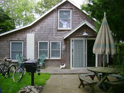Photo for Weekly and Monthly Rental Available in Cozy, Backyard Cottage