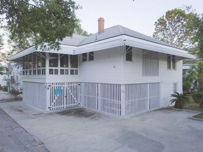 Photo for Classic Tybee Beach House - Close To The Beach!