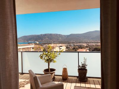 Photo for Charming apartment in the heart of Porto-Vecchio