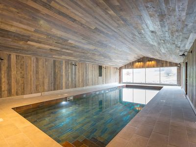 Photo for NEW LUXURY BARNS WITH INDOOR SWIMMING POOL ,2 barns with 4 beds