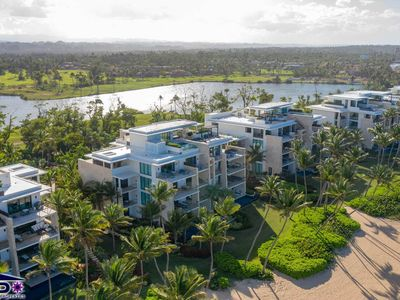 Photo for Beach Front Penthouse with Luxury Rooftop Pool in the Dorado Beach Resort!