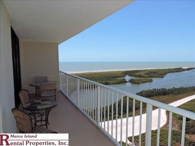 Photo for South Seas T3-1710; Great winter deals!! Beautiful sunset view from this condo and of Tigertail beach