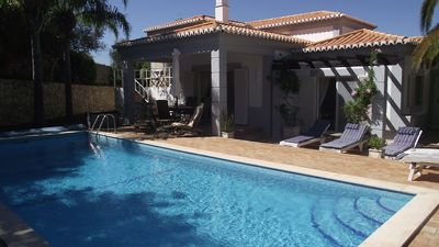 Photo for Luxury villa with 3 bedrooms and private pool in Sesmarias Carvoeiro