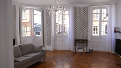 Photo for Character apartment in the historic center of Albi