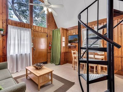 Photo for Newly Remodeled A-Frame Cottage close to Disney