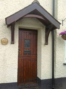 THE OLD FORGE Stable Door