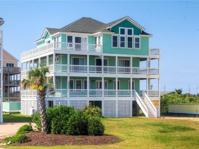 Photo for Loaded w/ Amenities! Oceanview w/ Pool, Hot Tub, Elevator, Game Rm, Pier Passes