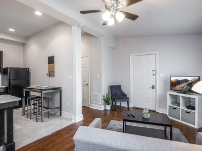 Photo for The Lodge - a personal guest suite perfect for your trip to Louisville!