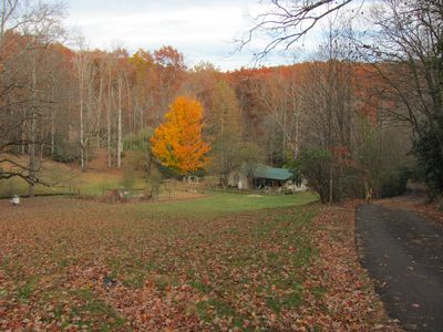 Photo for Secluded One Bedroom Cottage In Scenic Patrick County, VA