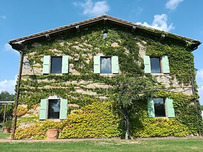 Photo for Villa in the heart of Valdorcia