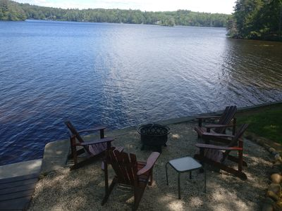 Cozy Waterfront Cottage On Beautiful Lake Todd