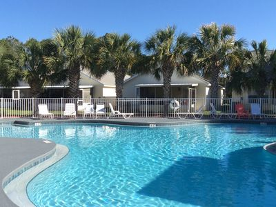 Photo for One Block away from the White Sand .Gated  Community .Great Location