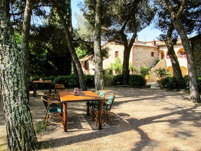 Photo for Apartment Podere Cellole  in Castellina in Chianti, Siena and surroundings - 2 persons, 2 bedrooms