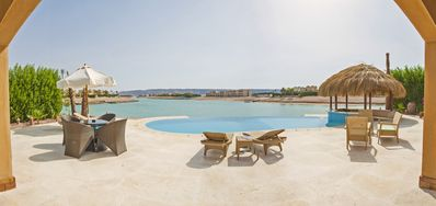 Photo for Family Villa in El Gouna for Rent with Private Heated Pool