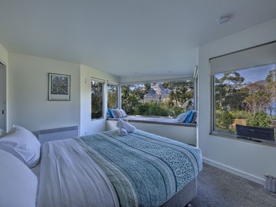Photo for Driftwood is set in a stunning virtual waterfront location