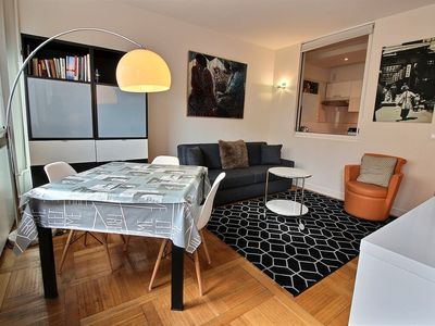 Photo for 102296 - Modular apartment for 5 people between Opéra and Bourse