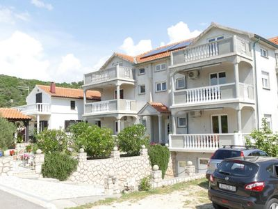 Photo for Holiday apartment Rab for 2 - 4 persons with 2 bedrooms - Holiday apartment