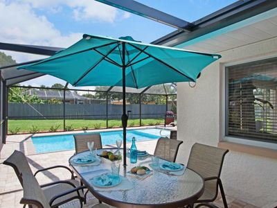Photo for SE Cape Coral | Off Water | Prime location, big backyard, great with kids