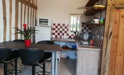 Photo for 2-room furnished gite for 3 people