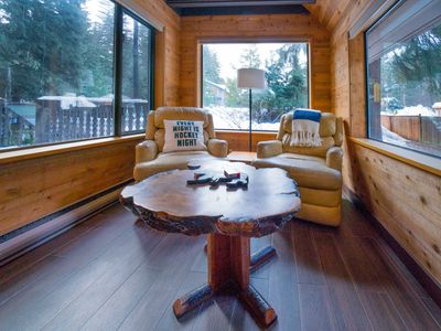 Photo for Curtisy Cottage  - A perfect Family Friendly Whistler Experience