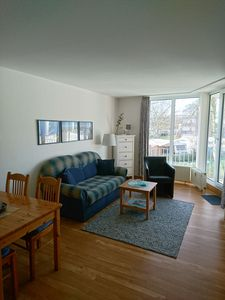 Photo for Apartment in a quiet location, near the beach, balcony, garage, Wi-Fi