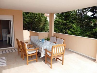 Photo for Holiday apartment Rab for 4 - 6 persons with 3 bedrooms - Holiday house