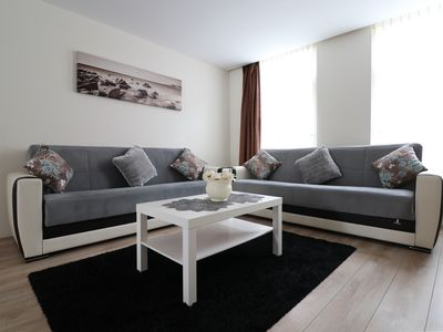 Photo for Spacious Triplex Apartment in City Center