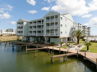 Photo for Jubilee Landing 210 - 15% Off Fall Rates for this Great Location w/ Boat Slip!!