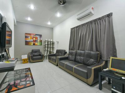 Photo for Stay99 House BBQ Facilities (3 Bedrooms)