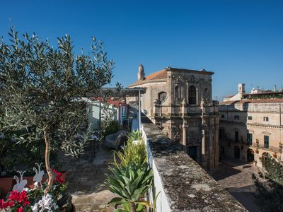Photo for Penthouse 14 - indipendent Suite Lecce on roofs