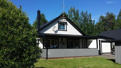 Photo for Holiday house Vidsel for 2 - 8 persons with 4 bedrooms - Holiday house