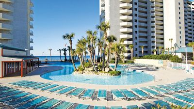 Photo for 2 BR/2 BA, 2nd Floor, Fabulous Gulf/Beach Views, Fully Furnished