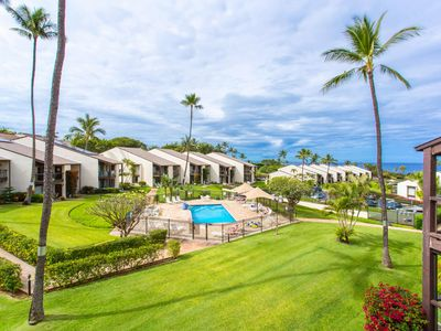 Photo for #338 Third floor condo, easy access to best beach on Maui!