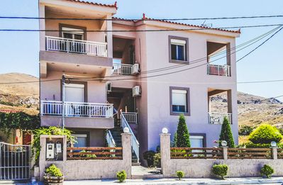 Photo for 1BR Apartment Vacation Rental in Ag. Ioannis