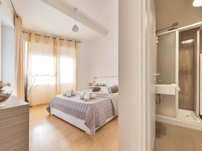 Photo for Comfort and bright apartment in the center of Rome
