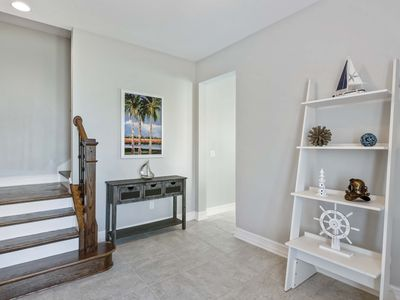 Photo for NEW! Luxe Indian Harbour Townhome - Walk to Beach! Fortebello Beachside 146