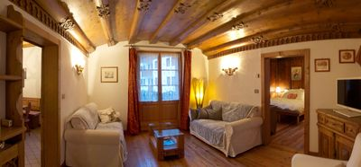 Photo for Warm and cozy home in the heart of Cortina