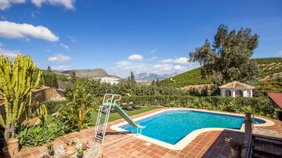 Photo for Holiday villa with well-maintained outdoors near El Caminito del Rey