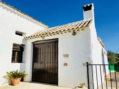 Photo for Holiday cottage for 10 people near Antequera (Malaga)