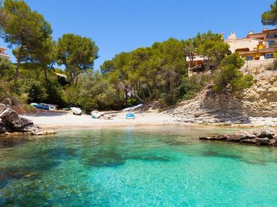 Photo for 2BR Apartment Vacation Rental in Cala Fornells,, Calvia, Mallorca