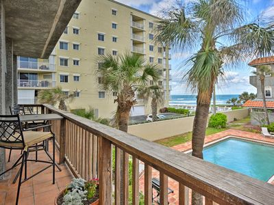 Photo for Beachfront Indialantic Home - Pool & Ocean View!