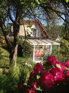 Photo for Sylvie's house: furnished with tourism 3 stars sea and countryside