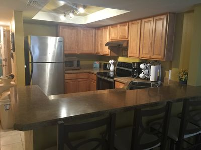 Fully updated and appliance kitchen