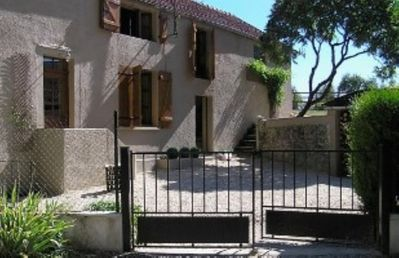 Photo for Restored Stone Cottage with Pool in the heart of Burgundy/Champagne countryside