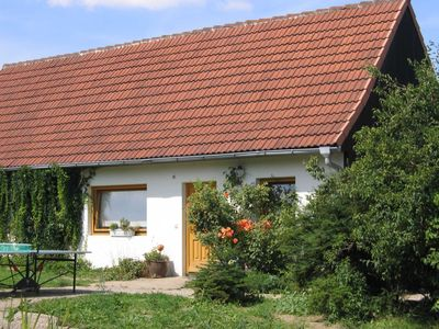 Photo for Small holiday cottage on the Müritz with panoramic views
