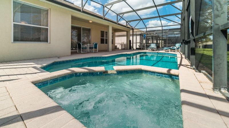 Beautiful 5 Bedroom Windsor Hills Vacation Rental Home Four Corners Central Florida Florida