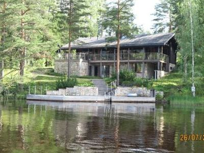 Photo for Vacation home Villa pinjaranta in Nilsiä - 10 persons, 5 bedrooms